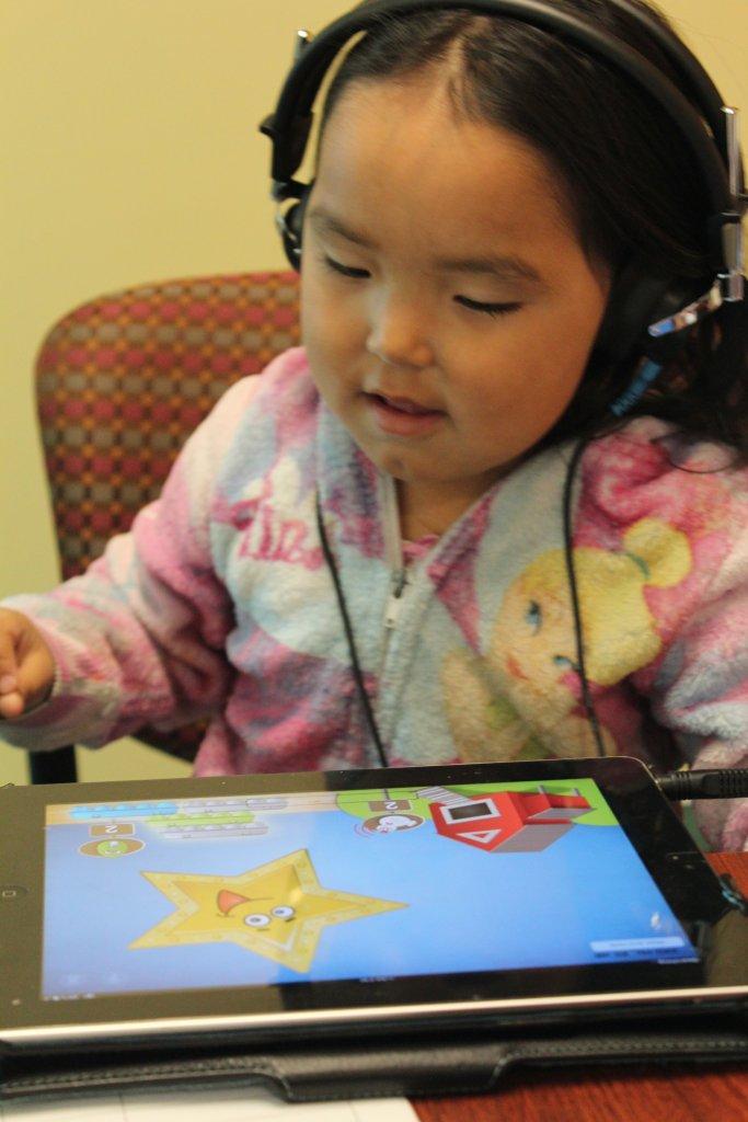 child_hearing_testing_on_ipad